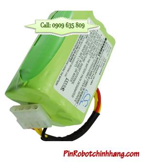 7.2v-SC3500mAh, Pin robot thông minh NiMh 7.2v-SC3500mAh (Bảo hành 6 tháng)