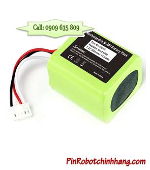 7.2v-AA2200mAh, Pin Robot Thông Minh NiMh 7.2v-AA2200mAh (Bảo Hành 6 Tháng)