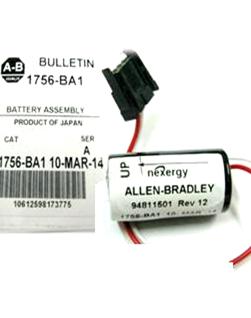 Pin nuôi nguồn Allen Bradley AB1756-BA1 Lithium chính hãng Made in Japan