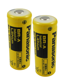 Pin nuôi nguồn Panasonic BR-A lithium 3V A 1800mAh chính hãng Made in Japan