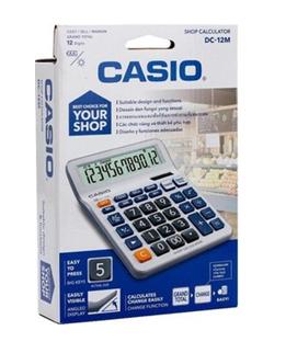 Máy tính tiền Casio DC-12M chính hãng Casio Japan
