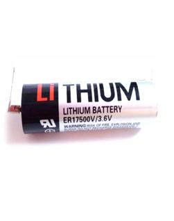 Pin nuôi nguồn Toshiba ER17500V lithium 3.6v A 2700mAh chính hãng Made in Japan