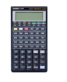 Máy tính Casio FX-4500PA khoa học lập trình chính hãng