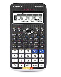Máy tính Casio FX-580VN X chính hãng (được mang vào phòng thi)