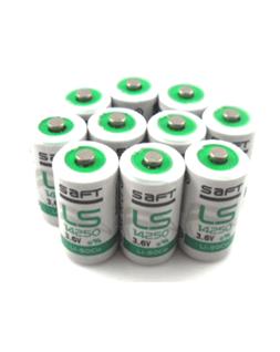Pin Saft LS14250 lithium 3.6v 1/2AA 1200mAh chính hãng Made in France