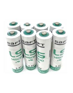 Pin Saft LS14500 lithium 3.6v AA 2600mAh chính hãng Made in France