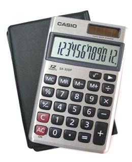 Máy tính tiền Casio SX-320P chính hãng