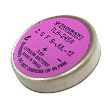 Pin nuôi nguồn PLC Tadiran TLH-2450 lithium 3.6v 1000mAh chính hãng Made in Israel