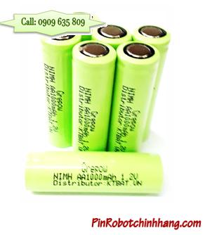 NiMH AA1000mAh; Pin sạc chuyên dụng NiMH AA1000mAh 1.2v
