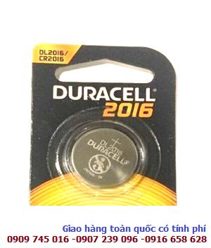 Pin 3V Lithium Duracell DL2016/CR2016 chính hãng Duracell