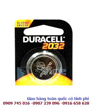 Pin 3V Lithium Duracell DL2032/ CR2032 chính hãng Duracell USA