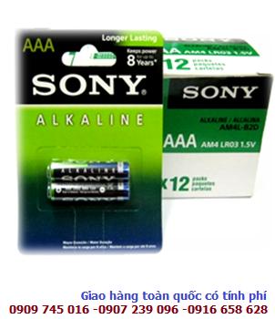 Pin AAA Sony AM4 AAA-LR03, AM4L-B2D Alkaline Longer Lasting 1.5V